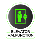 Elevator Malfunction