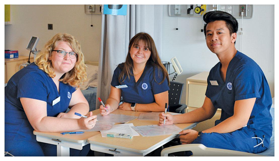 Nursing - John Abbott College