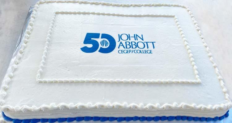 50th JAC cake